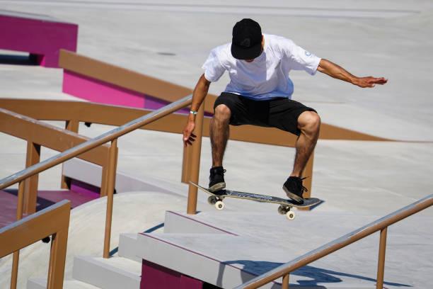 JPN: Skateboard - Men's Street - Tokyo Olympic Games 2020