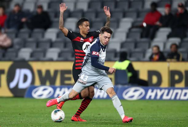 AUS: A-League Rd 27 - Western Sydney v Melbourne Victory