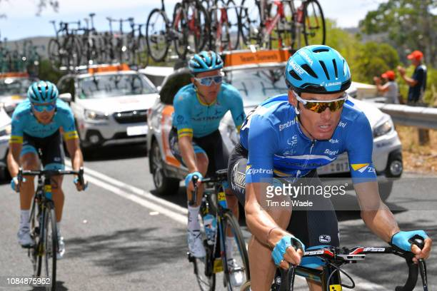 Luis León Sánchez of Spain and Astana Pro Team Blue Sprint Jersey / during the 21st Santos Tour Down Under 2019, Stage 5 a 149,5km stage from Glenelg...