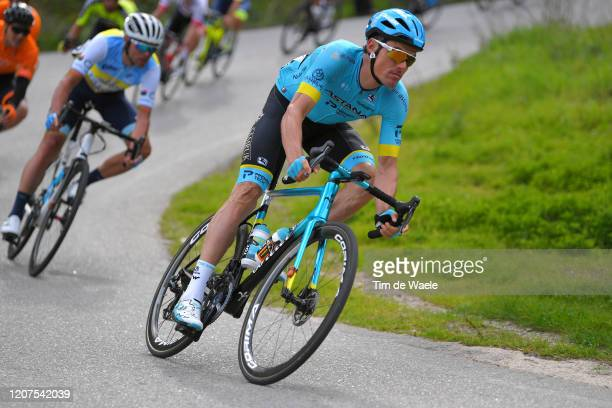 Luis León Sánchez of Spain and Team Astana Pro Team / during the 46th Volta ao Algarve 2020, Stage 2 a 183,9 km stage from Sagres - Vila do Bispo to...
