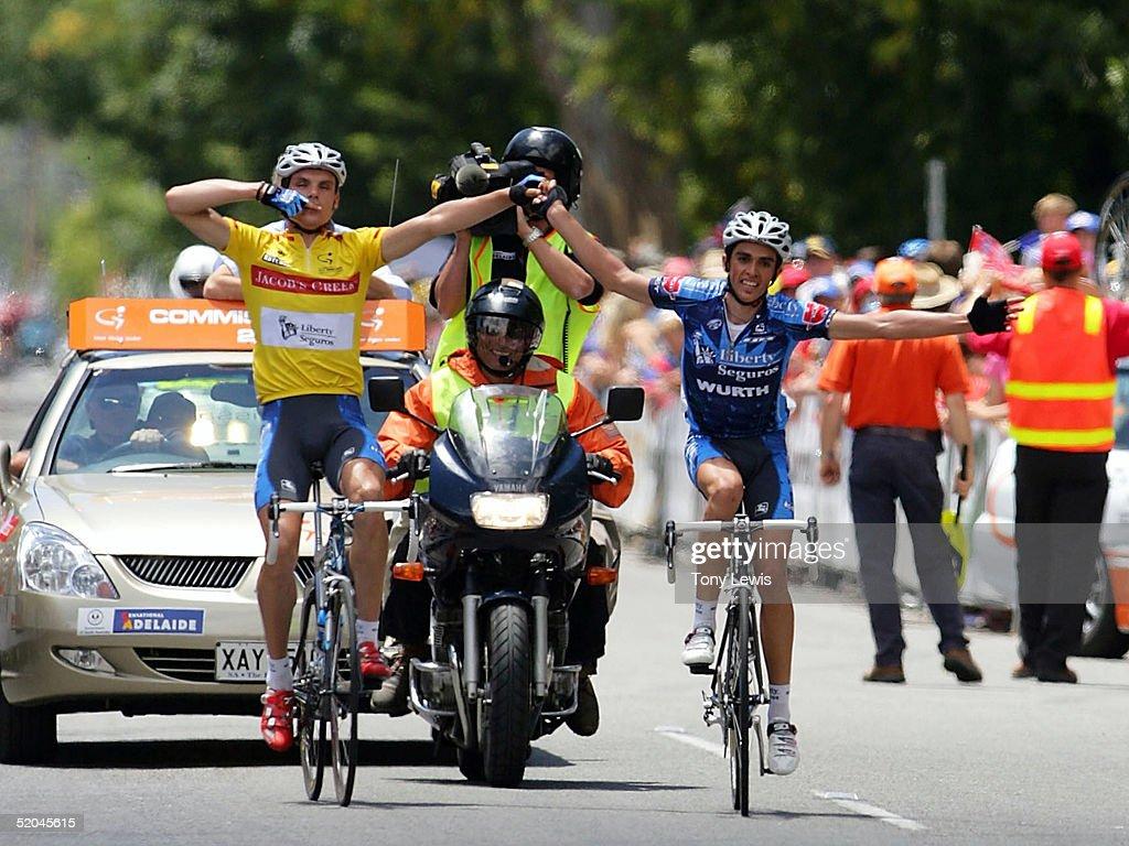 Tour Down Under - Stage 5 : ニュース写真