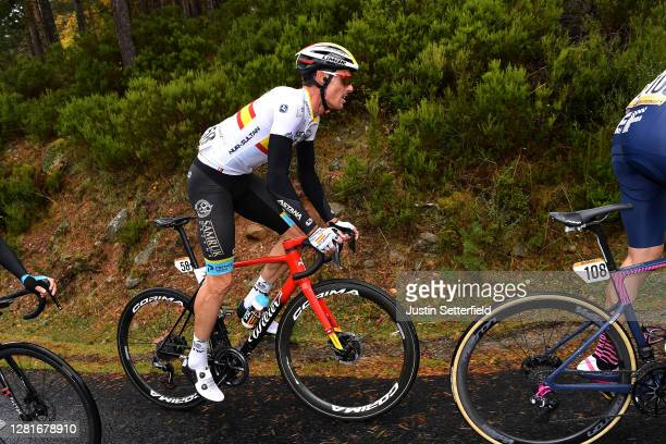 Luis Leon Sanchez Gil of Spain and Astana Pro Team / during the 75th Tour of Spain 2020, Stage 3 a 166,1km stage from Lodosa to La Laguna Negra -...