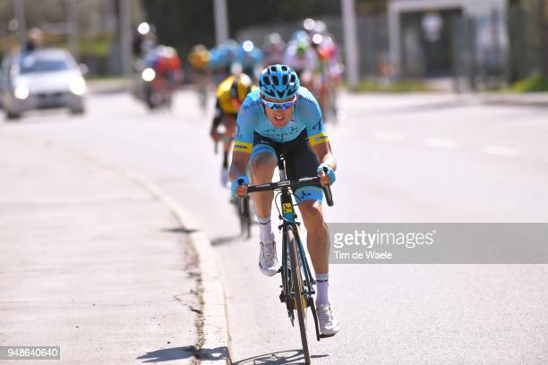 Luis Leon Sanchez of Spain and Astana Pro Team /during the 42nd Tour of the Alps 2018, Stage 4 a 134,4 stage from Chiusa/Klausen to Lienz on April...