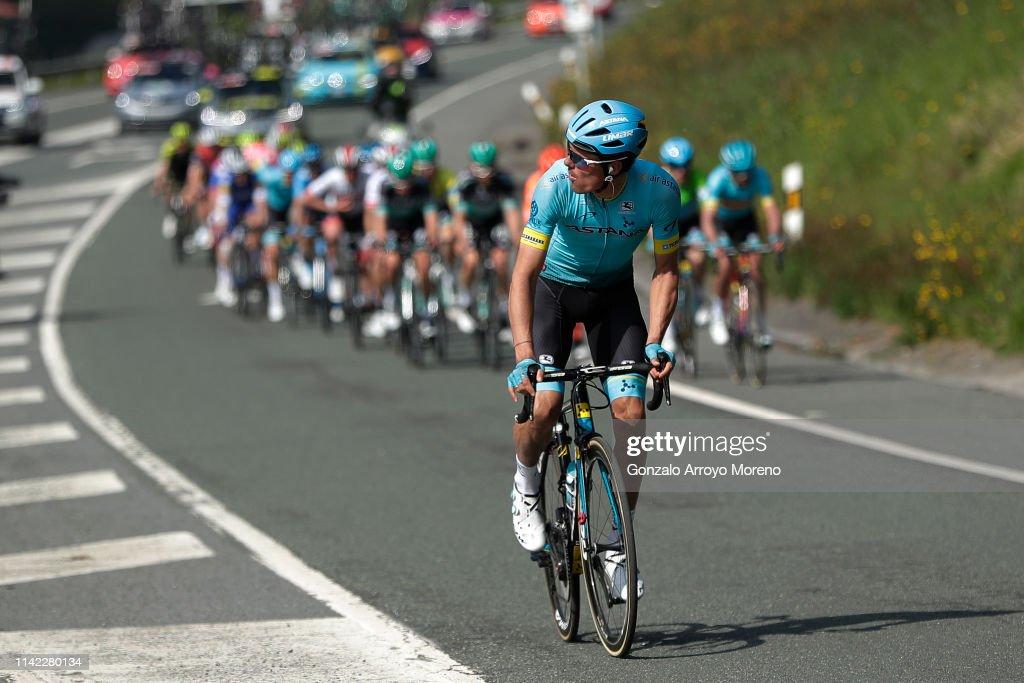 59th Itzulia-Vuelta Ciclista Pais Vasco 2019 - Stage 5 : ニュース写真