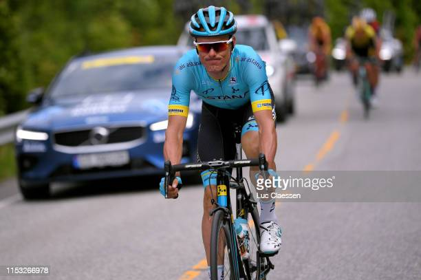 Luis Leon Sanchez of Spain and Astana Pro Team / during the 9th Tour of Norway 2019, Stage 6 a 175,1km stage from Gran to Hønefoss / @tourofnorway /...