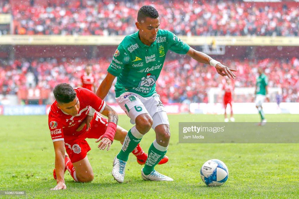 Toluca v Leon - Torneo Apertura 2018 Liga MX