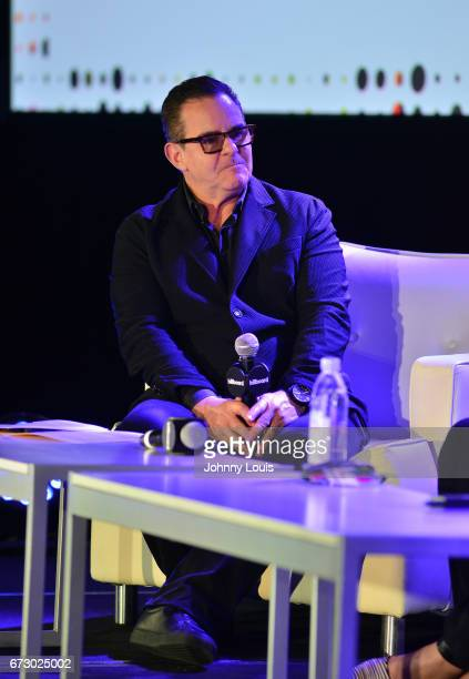 Luis Miguel Messianu during The Billboard Latin Music Conference Awards Marketing Panel/ Case Study panel at Ritz Carlton South Beach on April 25...