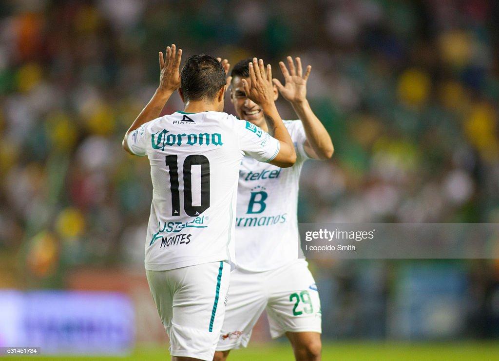 Leon v Morelia - Playoffs Clausura 2016 Liga MX