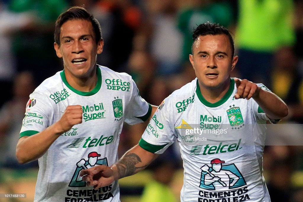 Leon v Queretaro - Torneo Apertura 2018 Liga MX