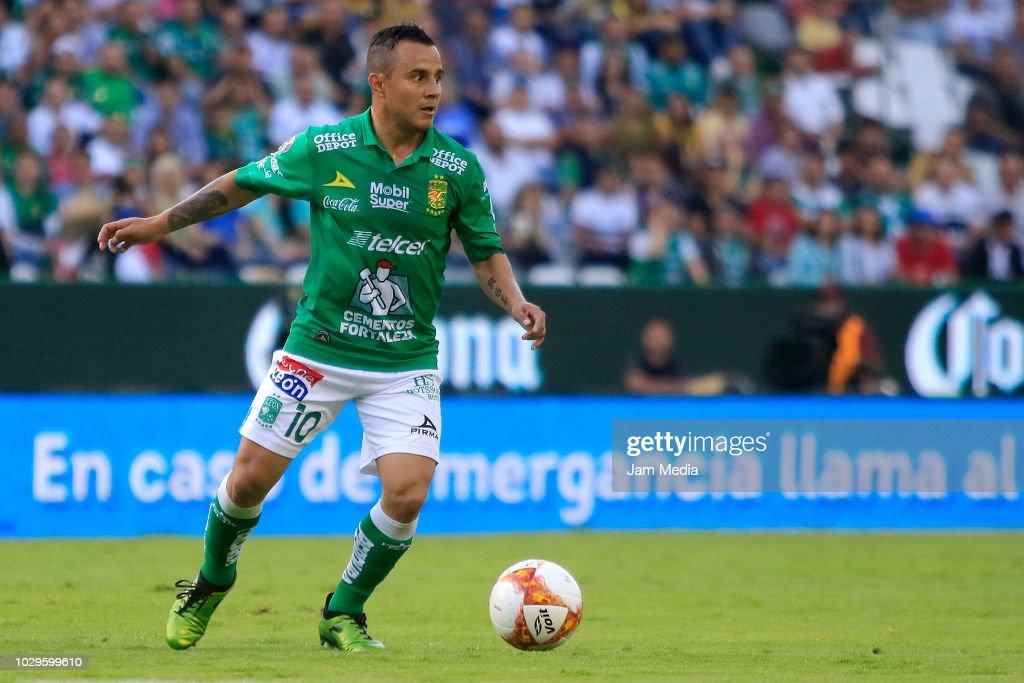 Leon v Pumas UNAM - Torneo Apertura 2018 Liga MX
