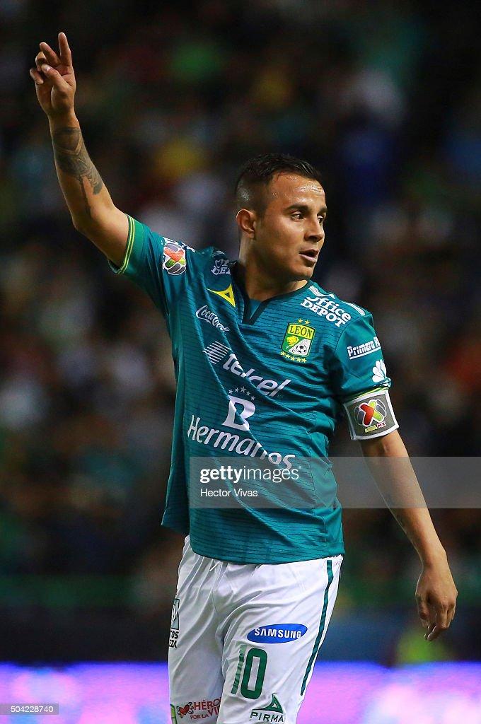 Leon v Santos Laguna - Clausura 2016 Liga MX