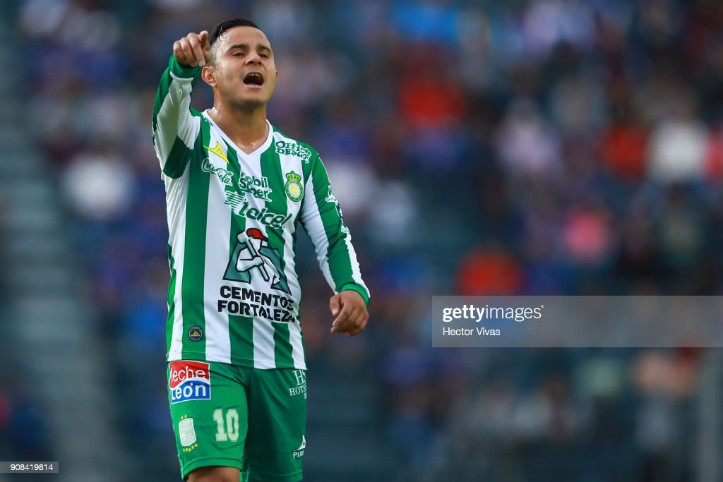 Cruz Azul v Leon - Torneo Clausura 2018 Liga MX