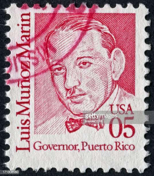 Luis Munoz Marin Stamp