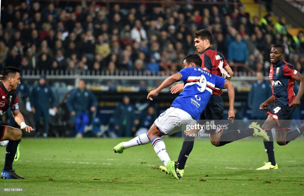 Genoa CFC v UC Sampdoria - Serie A : Foto di attualità