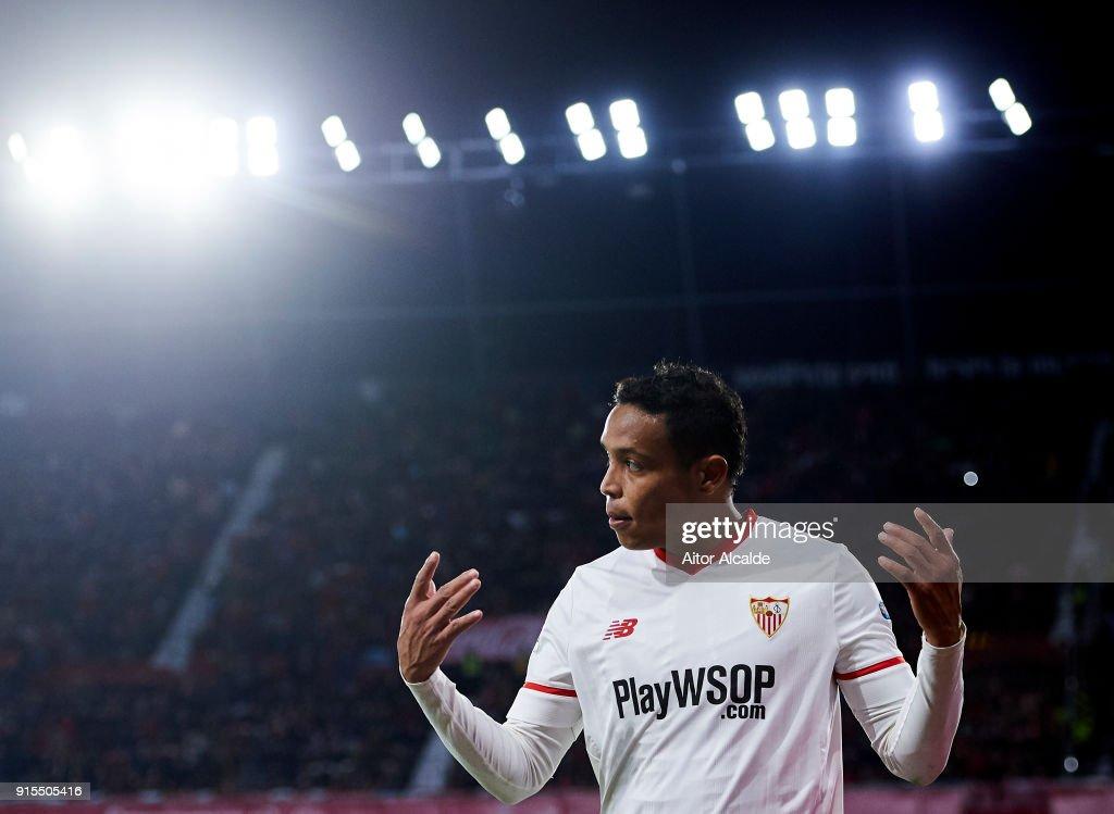 Sevilla v Leganes - Copa Del Ray Semi Final: Second Leg