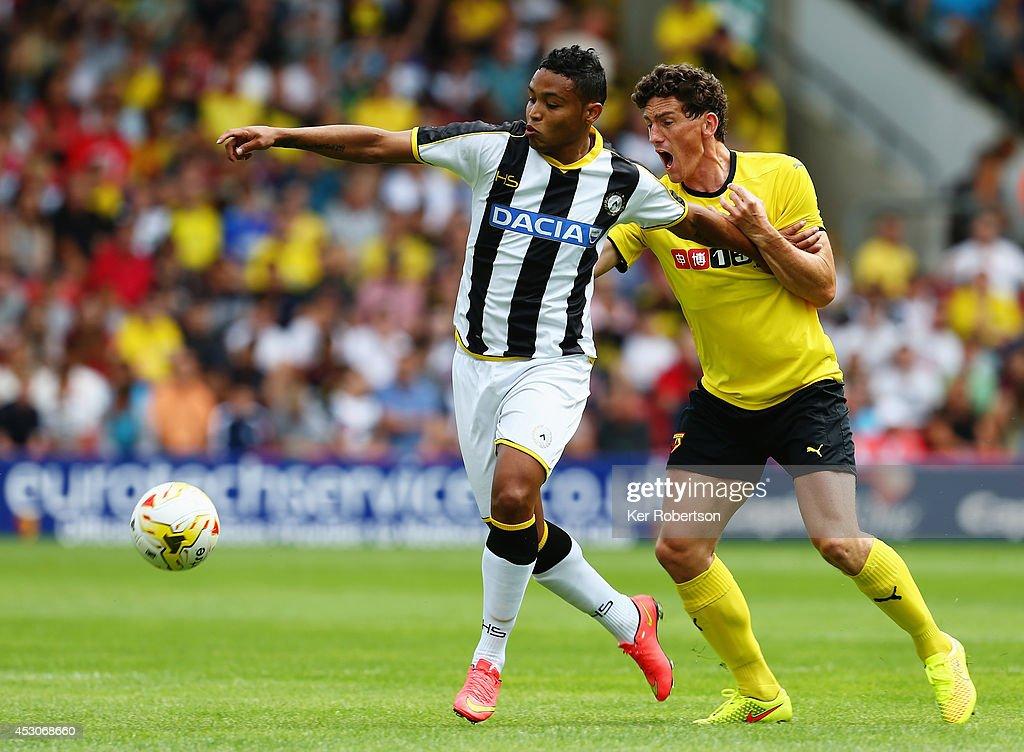 Watford v Udinese - Pre-Season Friendly
