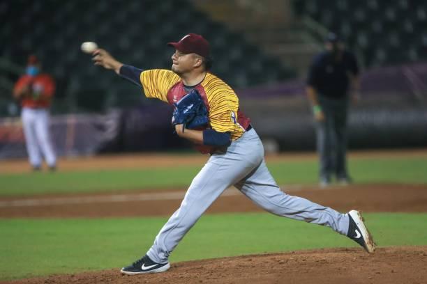 MEX: WBSC U-23 Baseball World Cup: Venezuela v Nicaragua