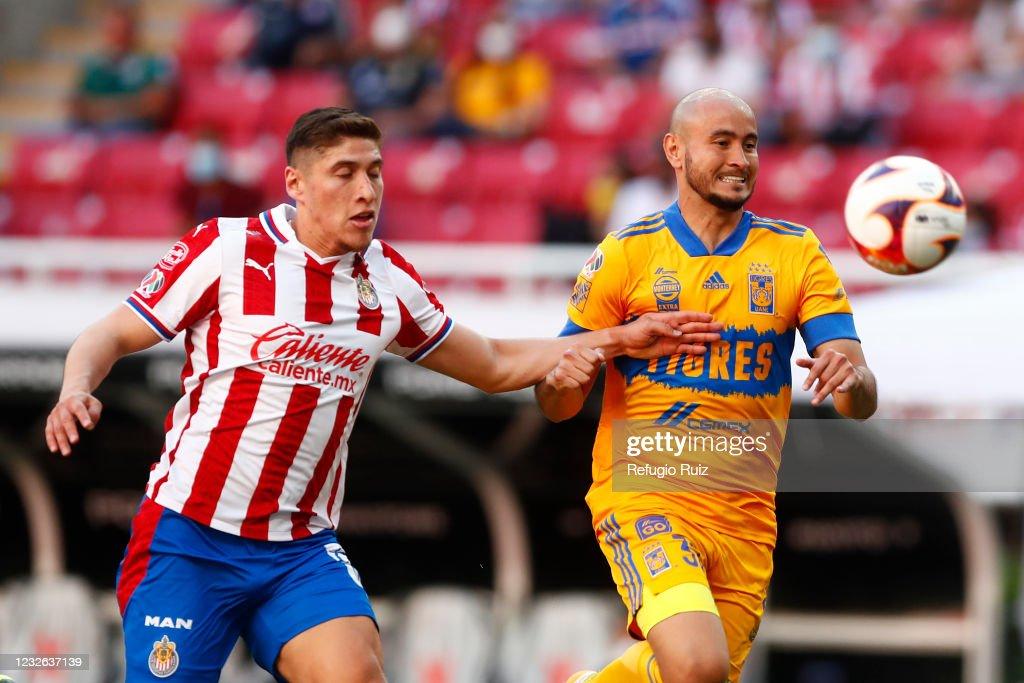 Chivas v Tigres UANL - Torneo Guard1anes 2021 Liga MX : News Photo