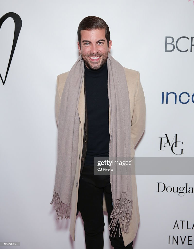 Luis Ortiz attends the Holiday House Opening Night Benefit Honoring Iris Apfel at The Sullivan Mansions on November 16, 2016 in New York City.