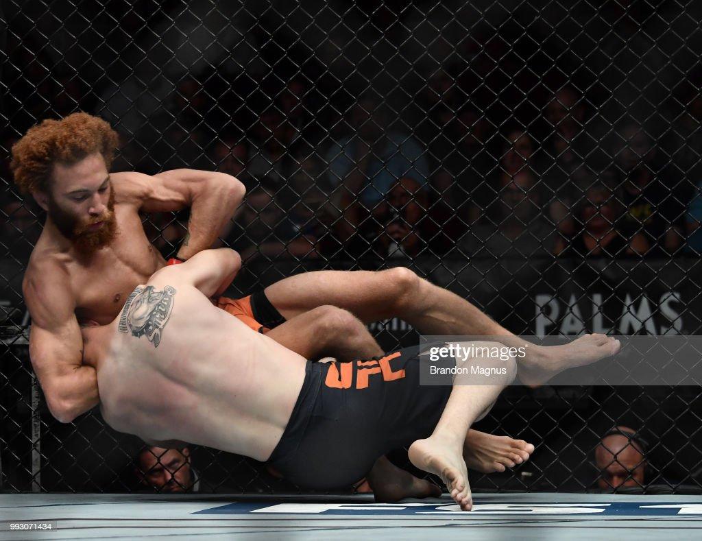 The Ultimate Fighter Finale: Pena v Smullen : News Photo