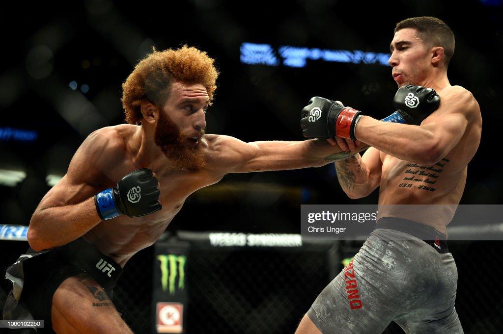 UFC Fight Night: Trizano v Pena : News Photo