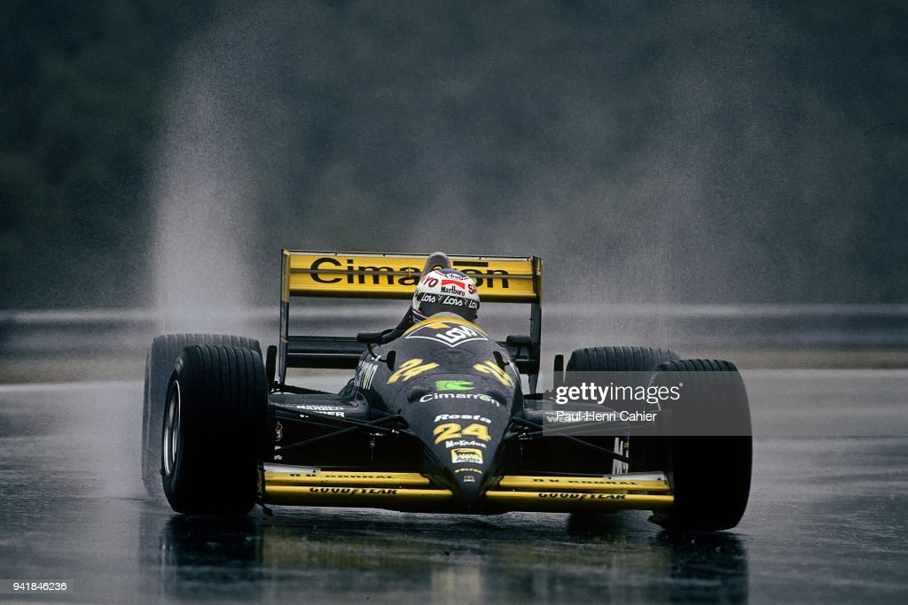 Luis Perez-Sala, Grand Prix Of Hungary : News Photo