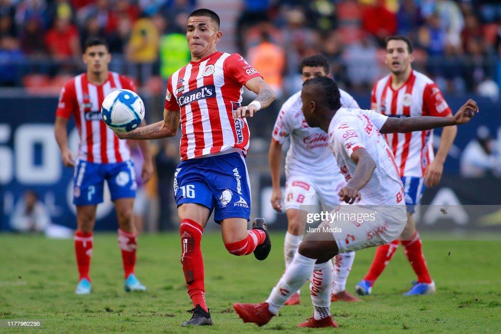 Atletico San Luis v Tijuana - Torneo Apertura 2019 Liga MX : Fotografía de noticias