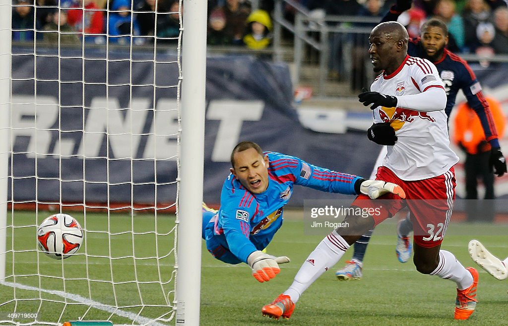 New York Red Bulls v New England Revolution - Eastern Conference Final - Leg 2