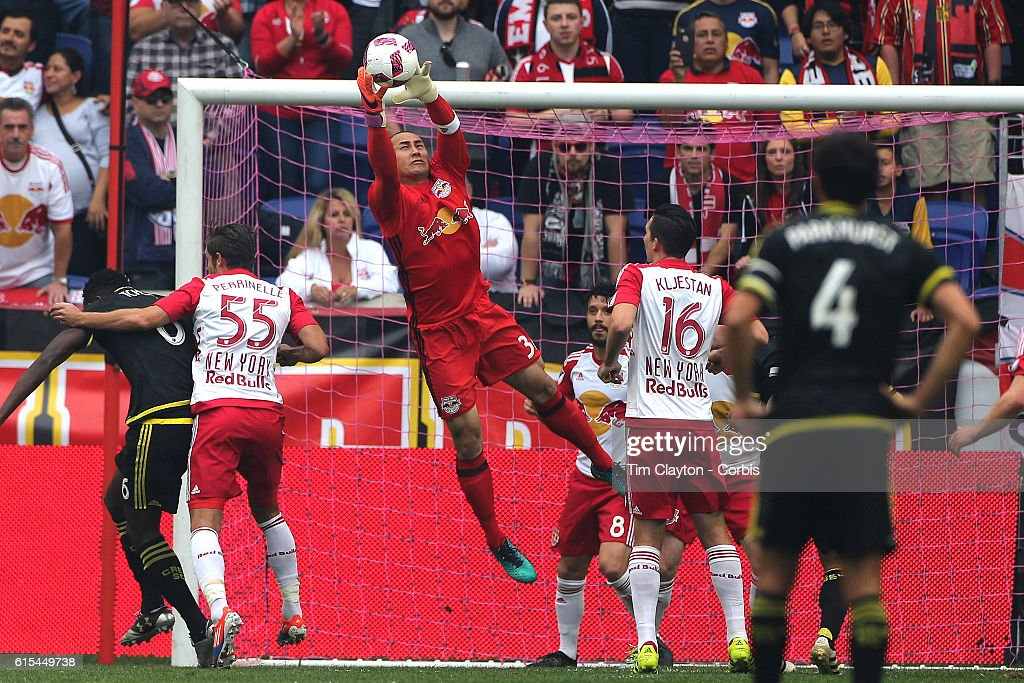 New York Red Bulls Vs Columbus Crew SC : News Photo