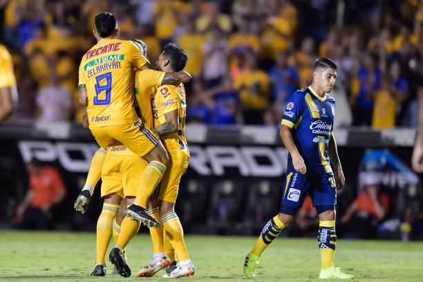 MEX: Tigres UANL v Morelia - Torneo Apertura 2019 Liga MX