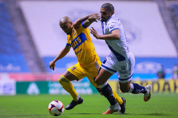 MEX: Puebla v Tigres UANL - Torneo Guard1anes 2021 Liga MX