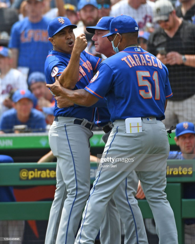 New York Mets v Pittsburgh Pirates : News Photo