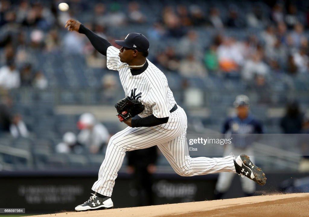 Tampa Bay Rays v New York Yankees : News Photo