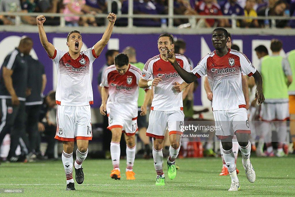 DC United v Orlando City SC : News Photo