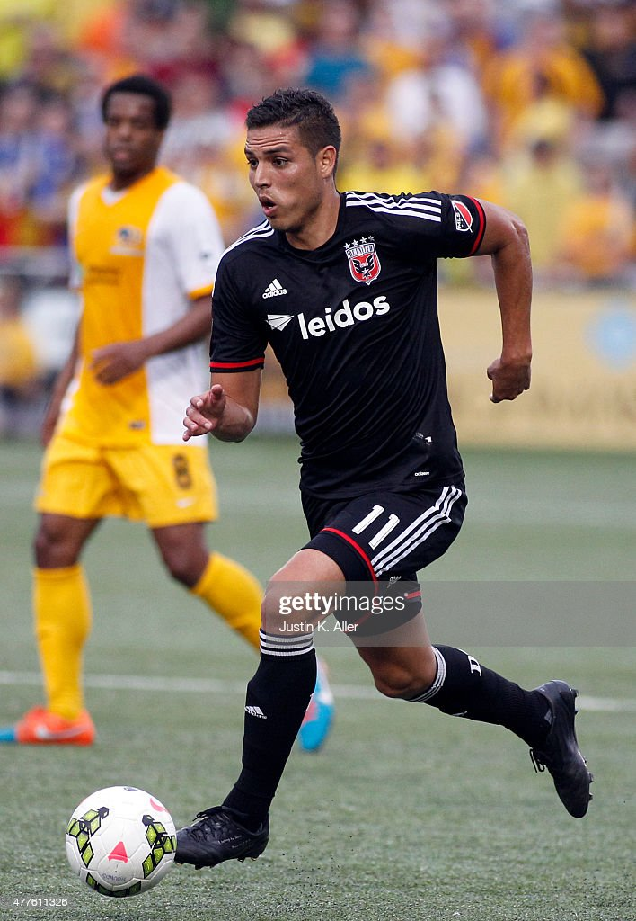 DC United v Pittsburgh Riverhounds: Fourth Round - 2015 U.S. Open Cup