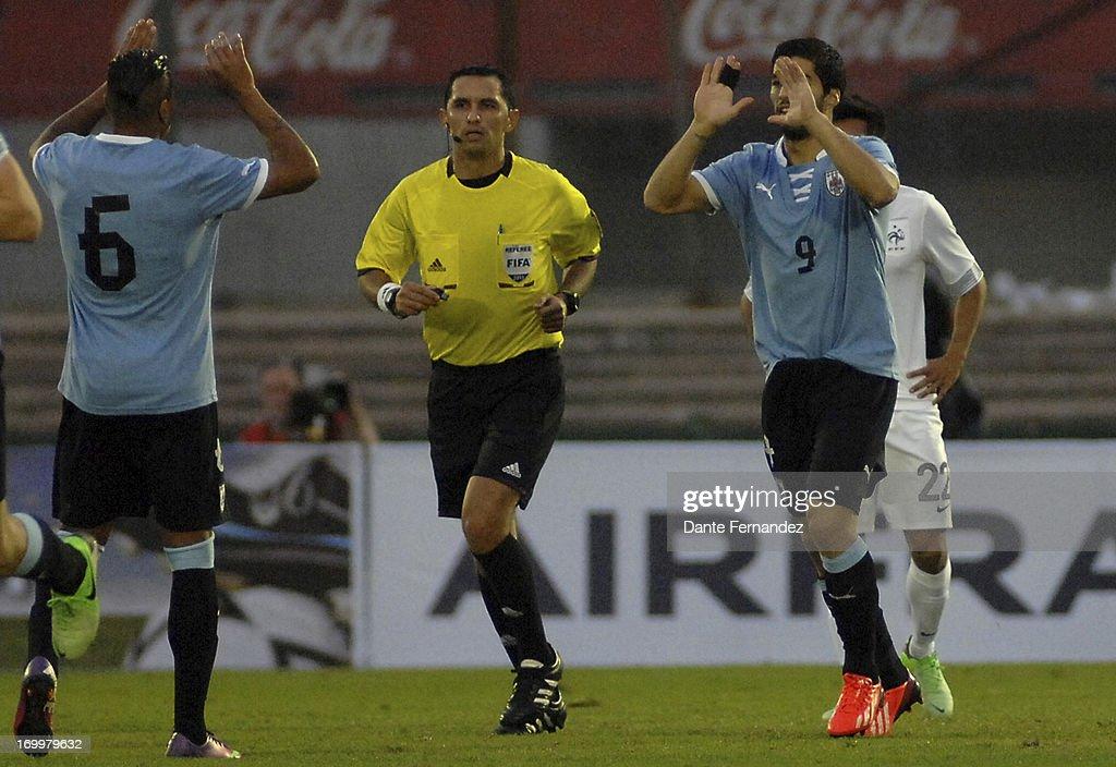 Uruguay v France - International Friendly