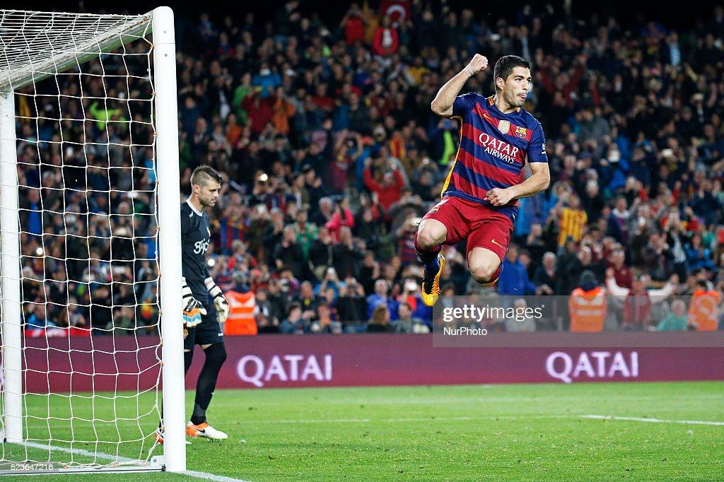 FC Barcelona v Sporting Gijon - La Liga : News Photo