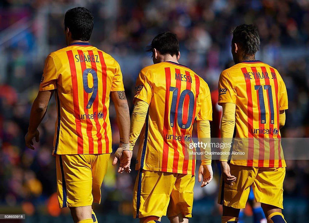 Levante UD v FC Barcelona - La Liga : News Photo