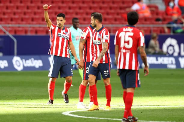 ESP: Atletico de Madrid v Granada CF - La Liga Santander