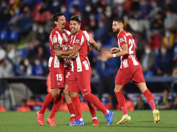 ESP: Getafe CF v Club Atletico de Madrid - La Liga Santander
