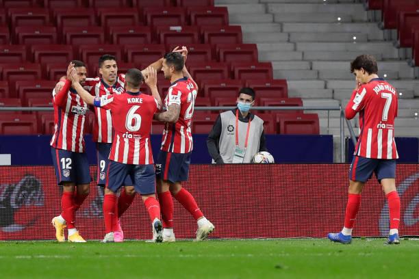 ESP: Atletico de Madrid v Real Betis - La Liga Santander