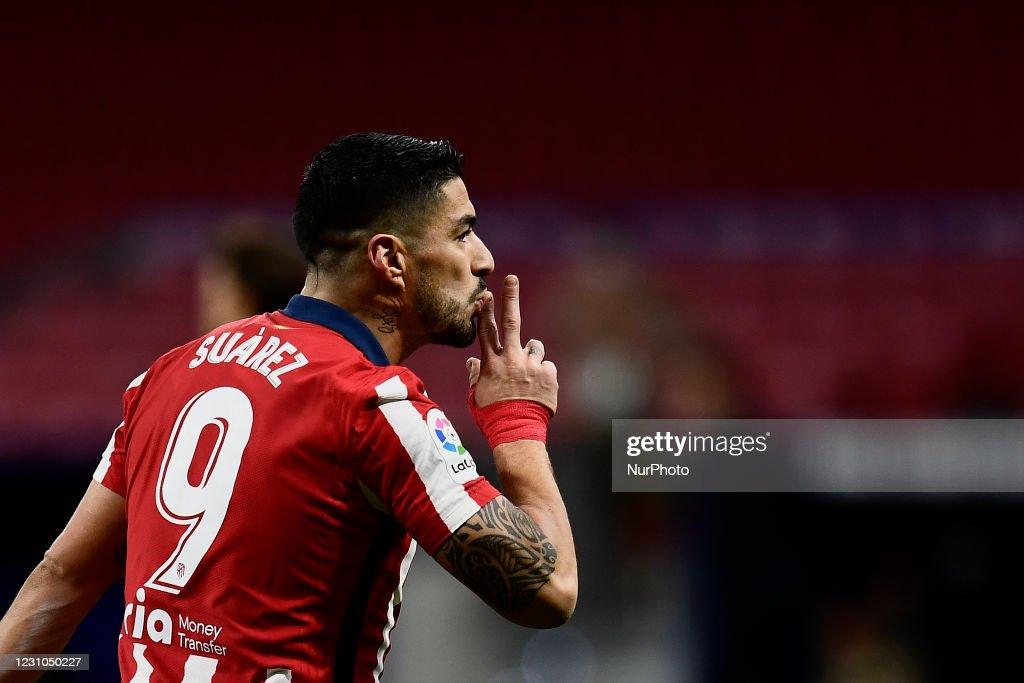 Atletico de Madrid v RC Celta - La Liga Santander : News Photo