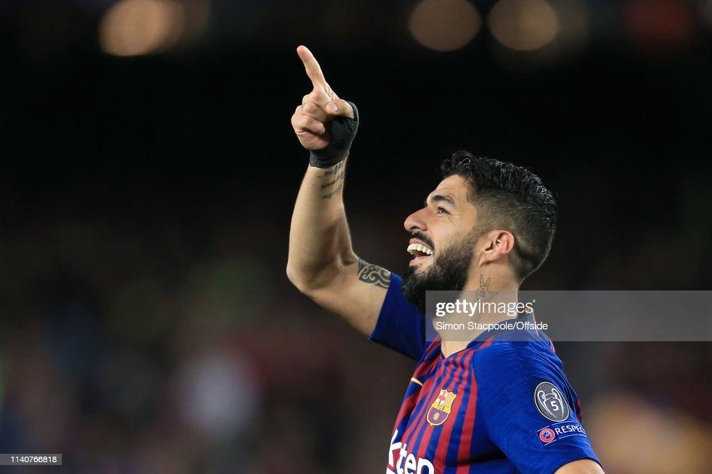 FC Barcelona v Liverpool - UEFA Champions League Semi Final: First Leg : News Photo