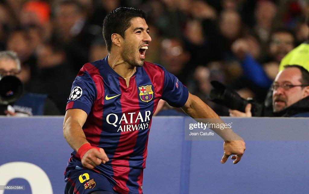 FC Barcelona v Paris Saint-Germain FC - UEFA Champions League : News Photo