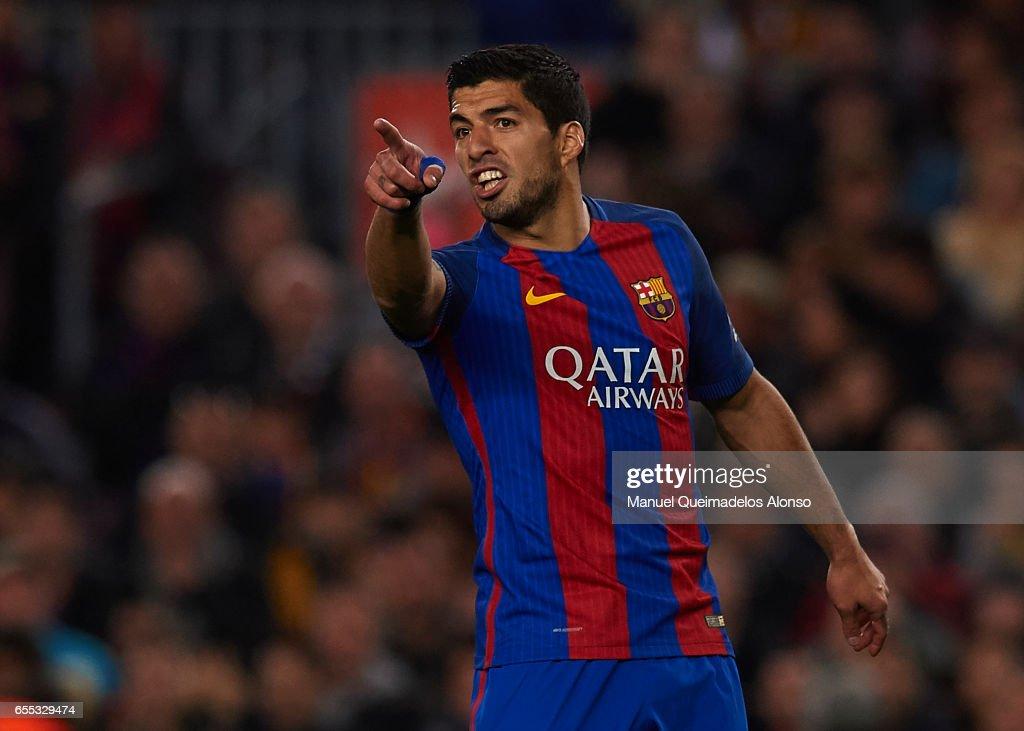 FC Barcelona v Valencia CF - La Liga : Foto di attualità