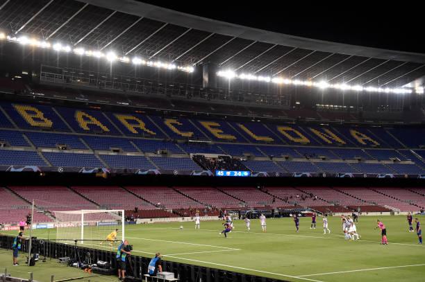 ESP: FC Barcelona v SSC Napoli - UEFA Champions League Round of 16: Second Leg