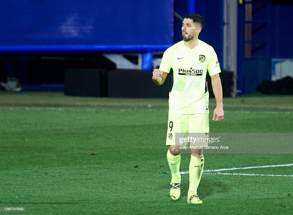 SD Eibar v Atletico de Madrid - La Liga Santander : News Photo
