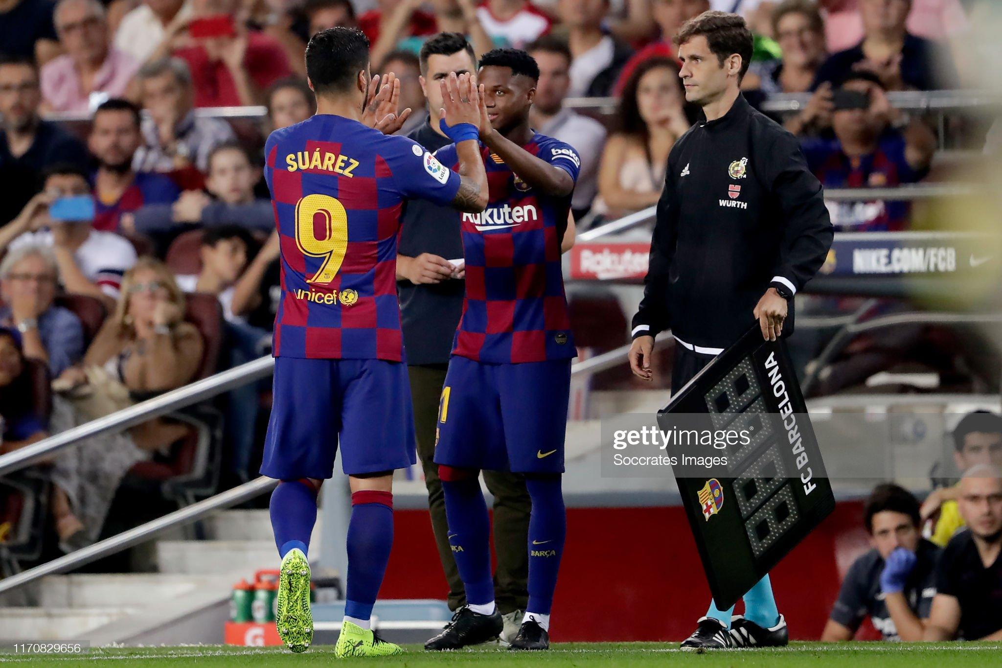 صور مباراة : برشلونة - فياريال 2-1 ( 24-09-2019 )  Luis-suarez-of-fc-barcelona-ansu-fati-of-fc-barcelona-during-the-la-picture-id1170829656?s=2048x2048