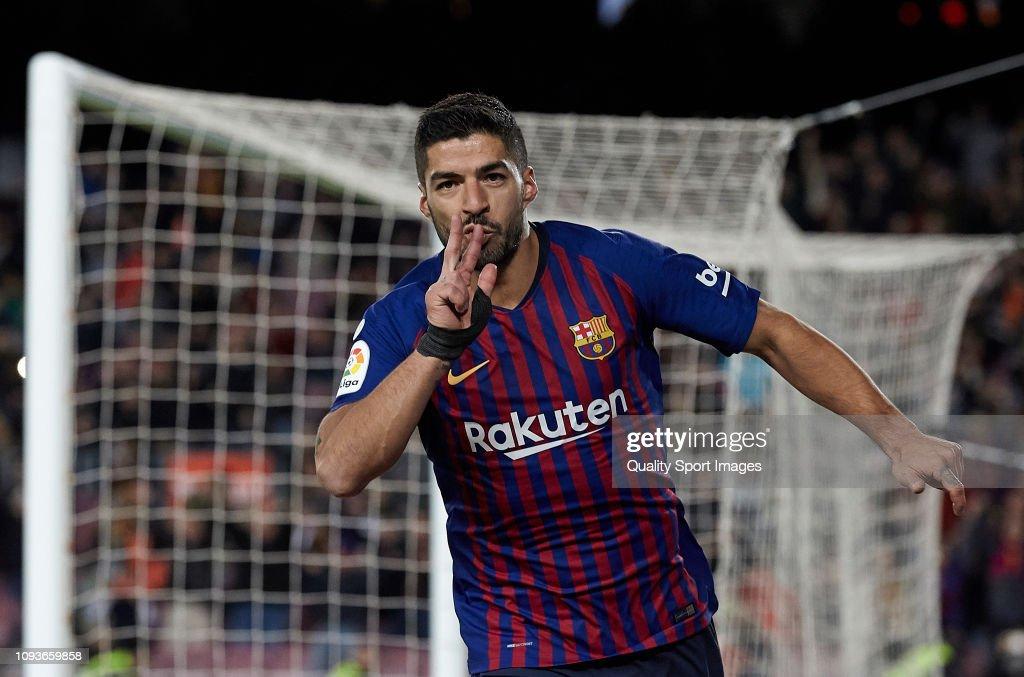 FC Barcelona v SD Eibar - La Liga : ニュース写真
