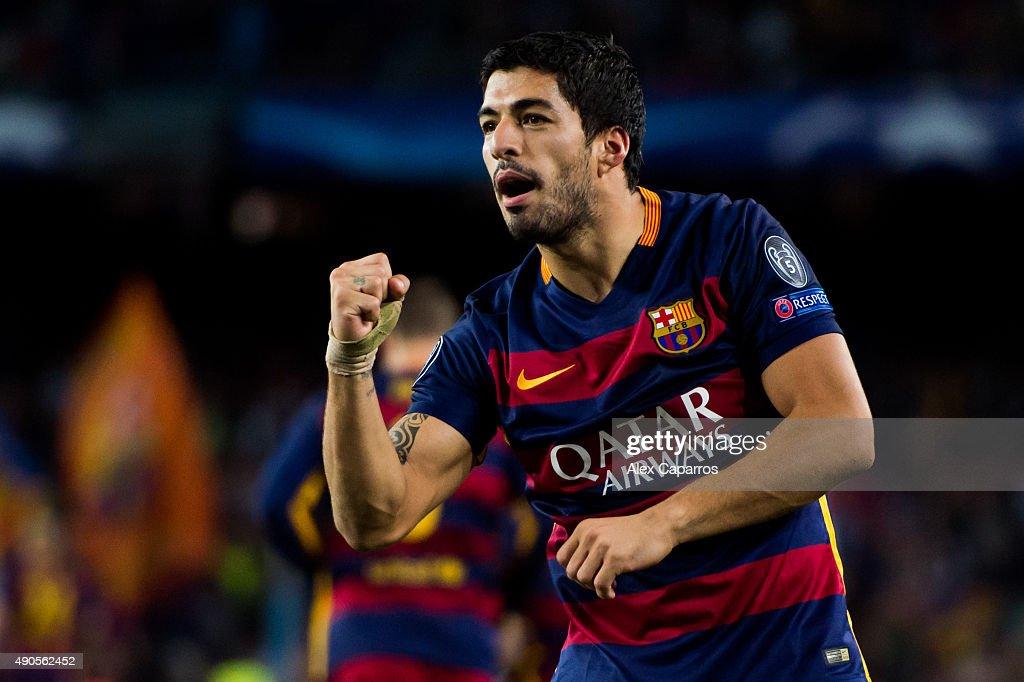 FC Barcelona v Bayer 04 Leverkusen - UEFA Champions League : News Photo